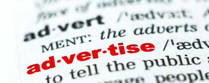 View our Advertising Opportunities page