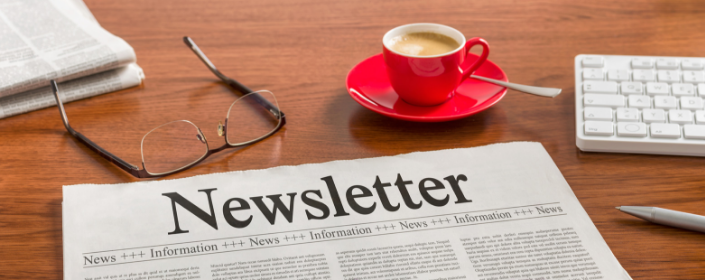 View our Newsletters Page