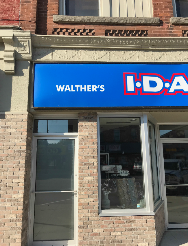 Walther's I.D.A Pharmacy